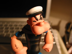 Popeye Powerbook by bbaltimore, on Flickr