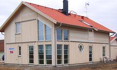 Neues Holzhaus