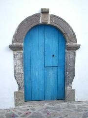 (ramoncolcer) Tags: door blue italy italia blu porta sicily sicilia bluedoor aeolian onedoor panarea top20doors ilportoncinoblu