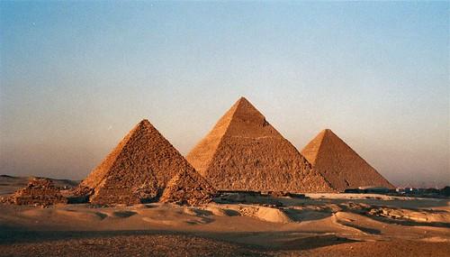 las siete maravillas del mundo (nuevas y antiguas)