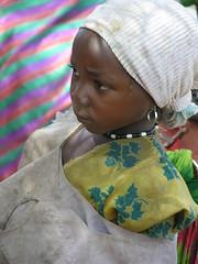 little woman (wanderingzito) Tags: sudan darfur
