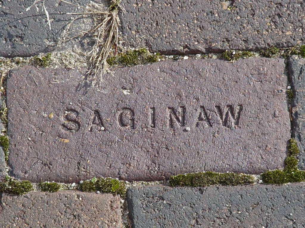 Old Brick Paver