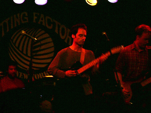 06-19-05 Clap Your Hands & Say Yeah @ Knitting