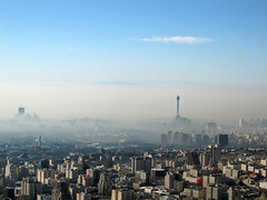 The Day After ... Tehran From Tehran Heights (iRAN Project) Tags: iran iranian iranians politic election 2005 presidential persia persian persians aria arian arians people vote tehran urban civic city