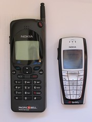 My first and current mobile phone