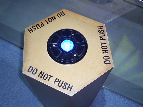 Do Not Push!