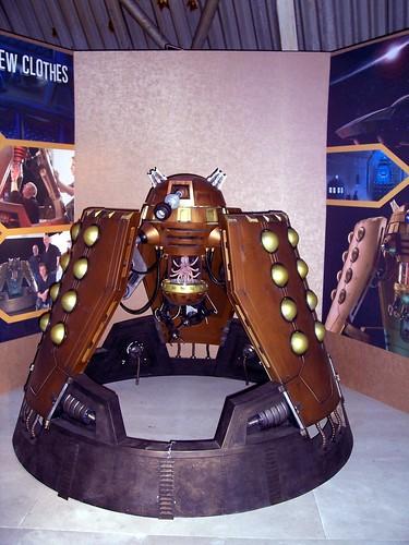 Dalek Emporer (model)