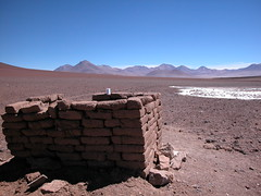 The Best toilets in Bolivia (vodkamax) Tags: bolivia worldtour uyuni uyunisalar salar toilets fun landscape