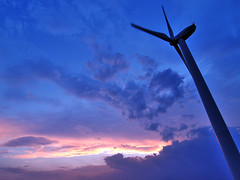 Top 10 most wind plants built in Europe 2007