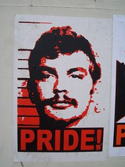 Jeffrey Dahmer (&y) Tags: pride silkscreen poster seattle red jeffreydahmer
