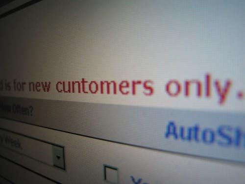 Cuntomers