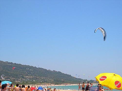 Surf en las playas de Tarifa