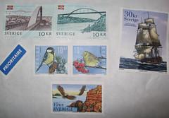 tjockbrev (semestersivs) Tags: frimrken stamps