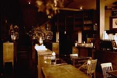 Bauhaus Cafe, Seattle, June 2005 (artandscience) Tags: cafe trix coffeeshop push canonfd bauhauscafe