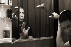 3. life in a glass house (Nate C) Tags: deleteme2 deleteme3 hammer mirror smash topv333 saveme4 saveme5 saveme6 saveme savedbythedeletemegroup saveme3 saveme7 saveme10 saveme8 saveme9 topv777 mirrorimage radiohead shatter opticalillusion amnesiac lifeinaglasshouse