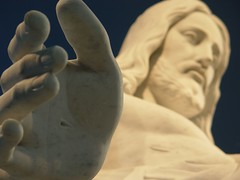 Jesus Christ - Christus Statue by midiman