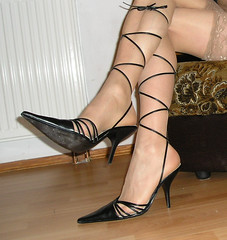 Pic_2 (HHL) Tags: postyourshoes shoes highheels high heels heelsformen