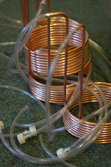 cooling coil (groovysuvi) Tags: beer brewing wow copper coil homebrew homebrewing groovysuvi bobshomebrew coolingcoil