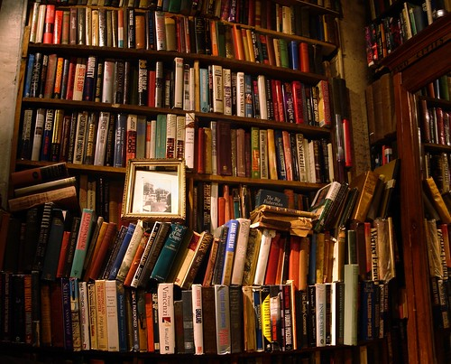 A whole lot of books