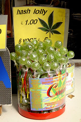 Hash lollies (Heather Leah Kennedy) Tags: holland netherlands amsterdam candy lolly pot marijuana lollipop lollies hash lollipops