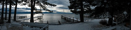 Sunday Sunrise in Tahoe