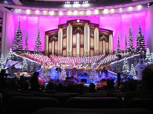 mormon tabernacle choir schedule 2010