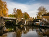 Rickmondworth Locks (Alastair J Lofthouse LRPS) Tags: rickmondsworth rps amersham 2016 canal december grand union locks narrow boat narrowboat