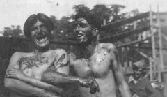 #Gleeful Croatian Nazi-collaborators covered in the blood of their recent victims [724x420] #history #retro #vintage #dh #HistoryPorn http://ift.tt/2h935hU (Histolines) Tags: histolines history timeline retro vinatage gleeful croatian nazicollaborators covered blood their recent victims 724x420 vintage dh historyporn httpifttt2h935hu