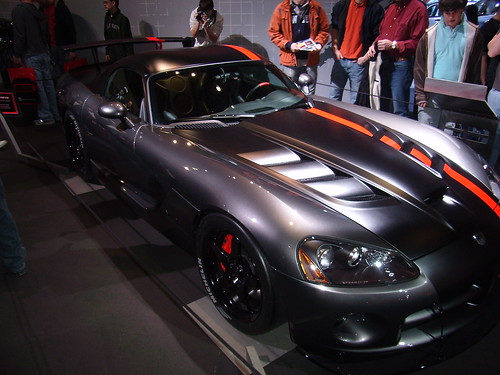 Фото Dodge Viper SRT10 Mopar