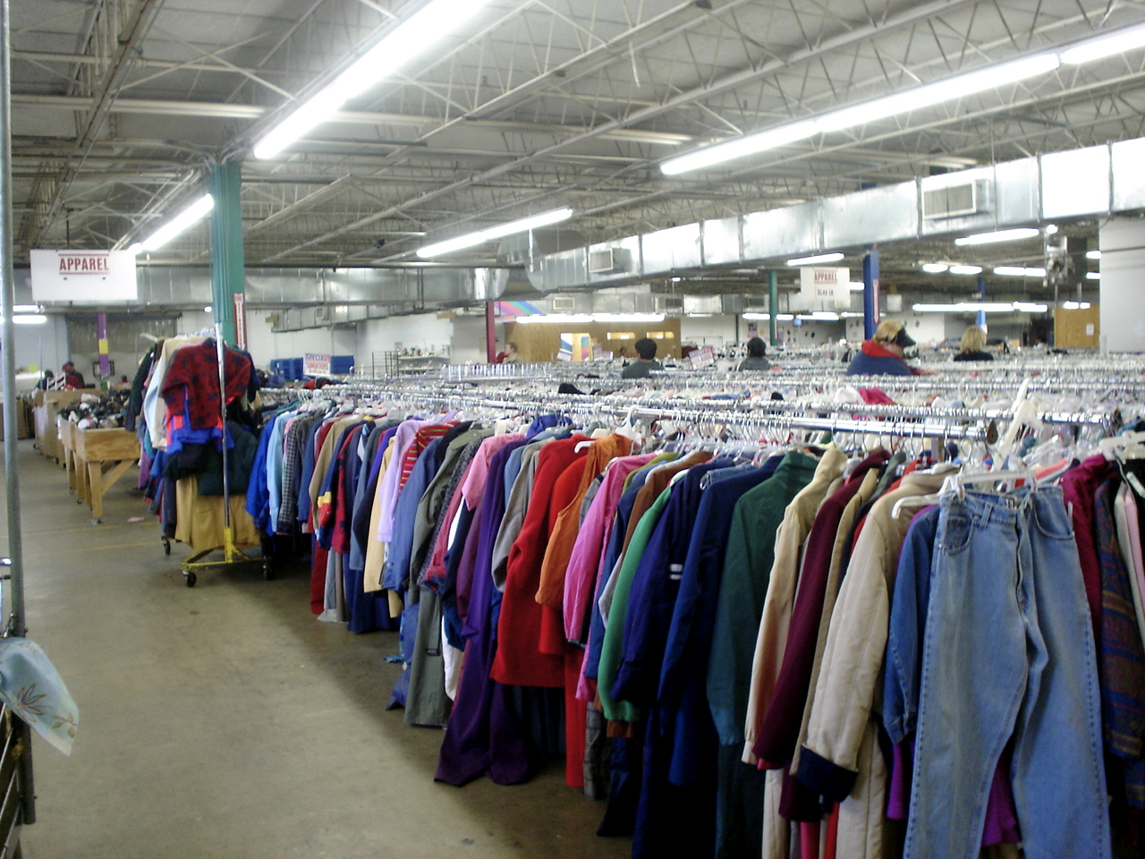 Austin Clothing Thrift Stores