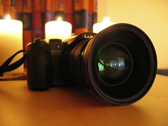 My latest purchase :) (gilesrapkin) Tags: panasonic wideanglelens dmcfz50