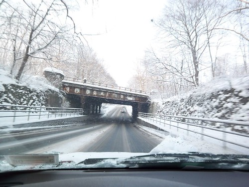 Winter's Drive: The no-draft bridge