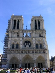 Notre Dame cathedral (Crt Ahlin) Tags: travel paris france pariz