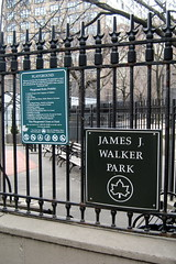 NYC - West Village: James J Walker Park by wallyg, on Flickr