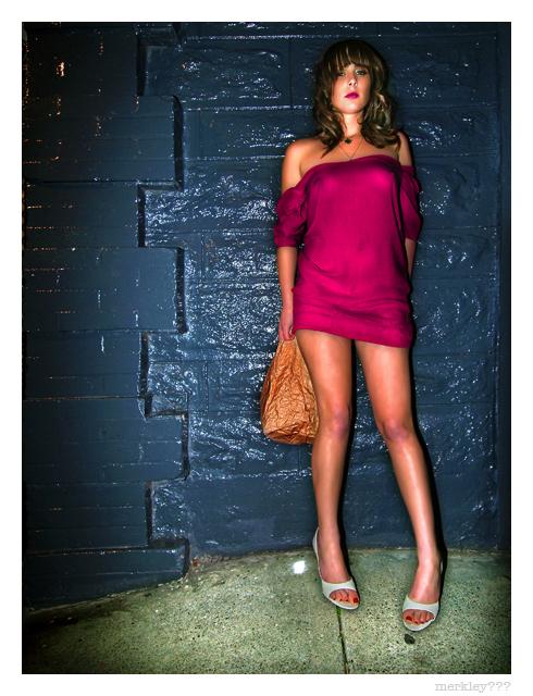 Nicole - Very Very Expensive High Fashion Handbag