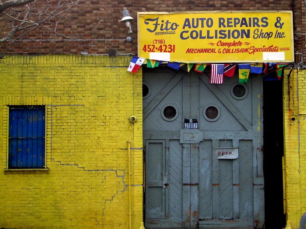 auto repairs, bed-stuy