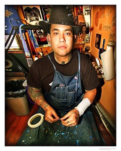 Paco Excel - Tattoo Studio San Jose