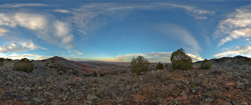 Mount Falcon Panorama