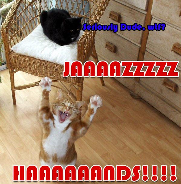 Jazzz Hands