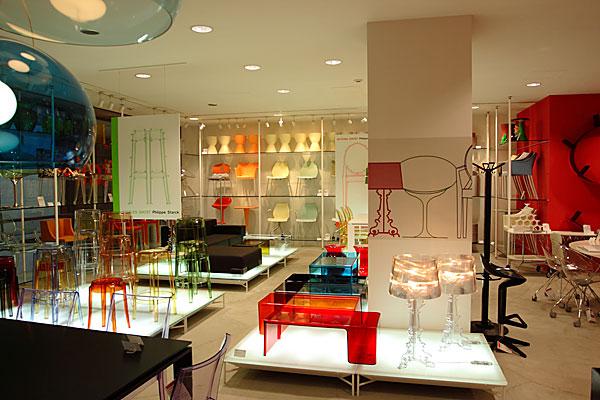 Kartell Shop Aoyama/����ƥ륷��å��Ļ�