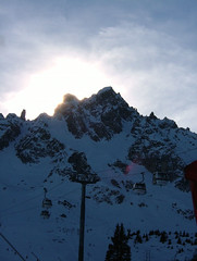 Saulire from Courchevel (tom_bennett) Tags: ski meribel freshsnow freshminds
