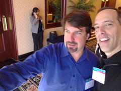 John Furrier Captured while Vlogging
