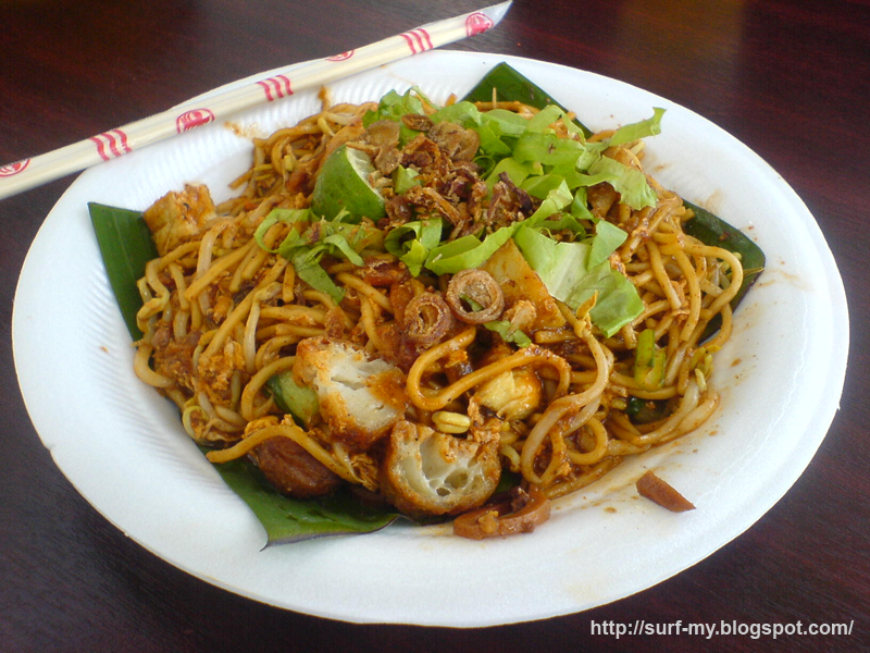 New World Park Mee Goreng at Swatow Lane