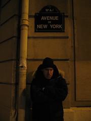 NY in Paris 1 (Selector M2) Tags: paris france eurotrip avenuedenewyork