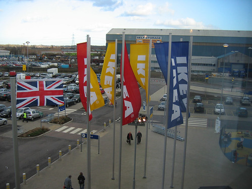 IKEA International Airport, Terminal 5
