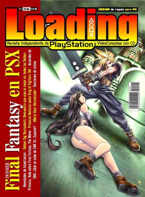 Primer Número de la Revista Loading
