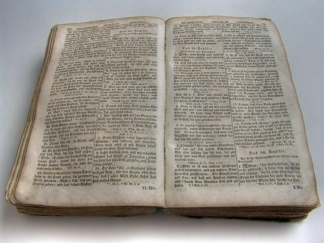 alte Bibel by Joachim S Mller
