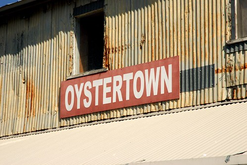 Oystertown by Alida's Photos