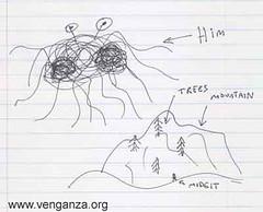 flying spaghetti monster (unprosessed fishsticks) Tags: monster flying god pirates spaghetti