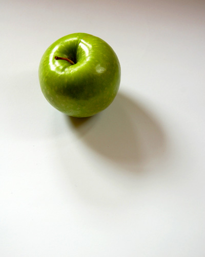 granny smith apple© by haalo